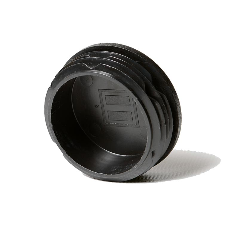 Harrod Sport Black Plastic Rugby Socket Caps