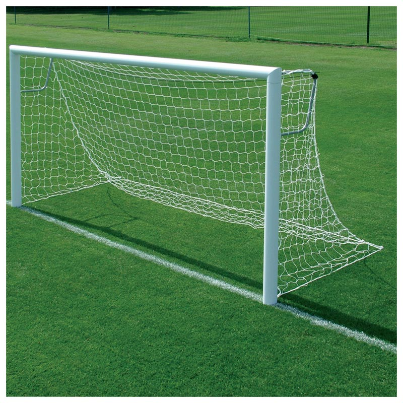Harrod Sport 3G Socketed Football Posts 12ft x 6ft