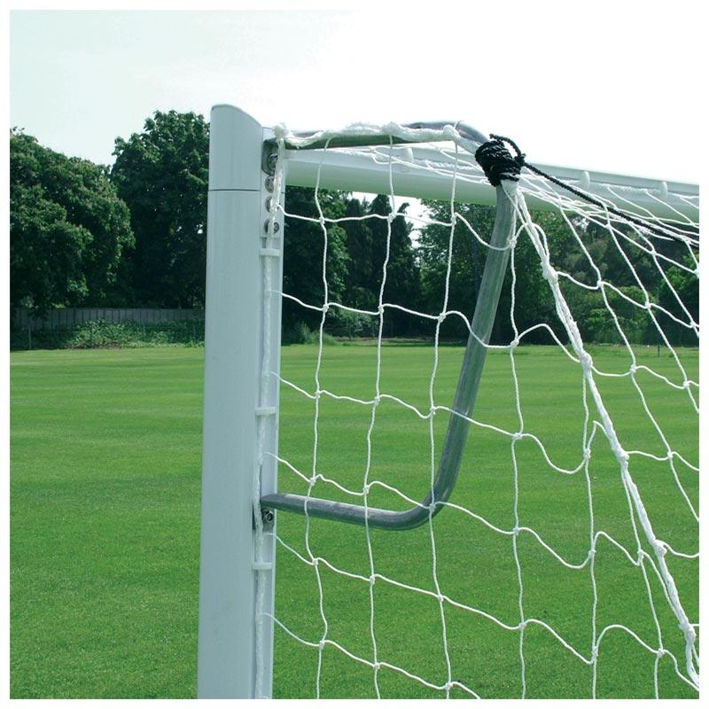 Harrod Sport 3G Socketed Football Posts 12ft x 6ft