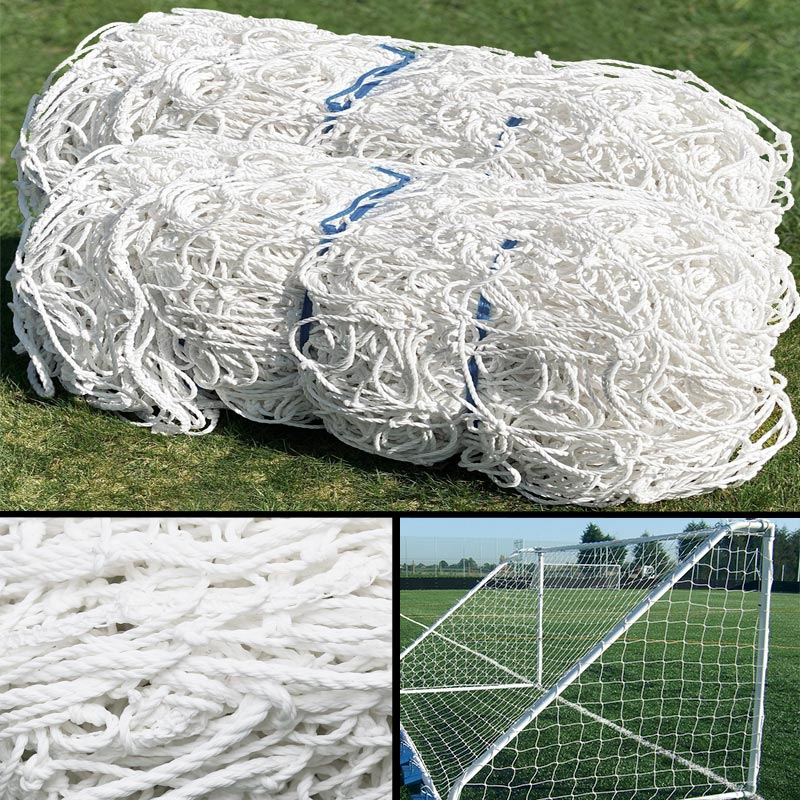 Harrod Sport Freestanding Steel Heavyduty Football Post Nets 12ft x 6ft