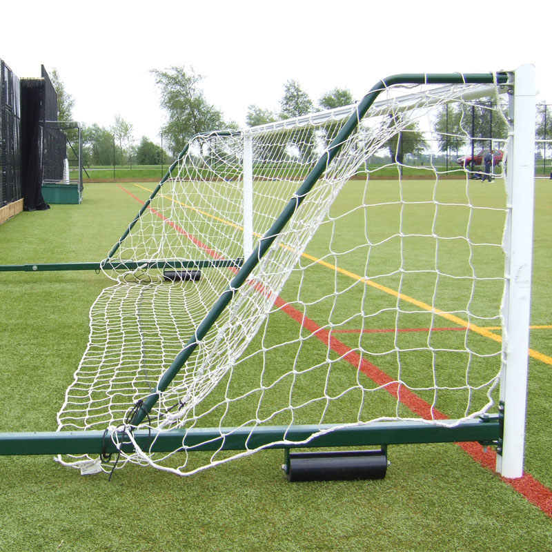 Harrod Sport 3G Fence Folding Football Posts 5 v 5