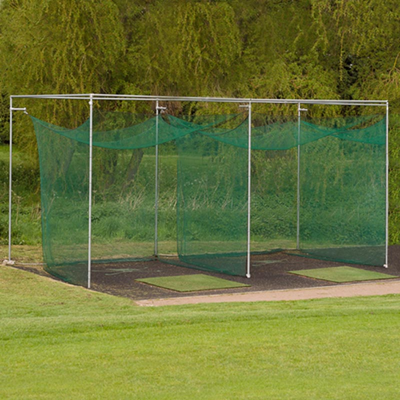 Harrod Sport Heavy Duty Double Bay Golf Enclosure