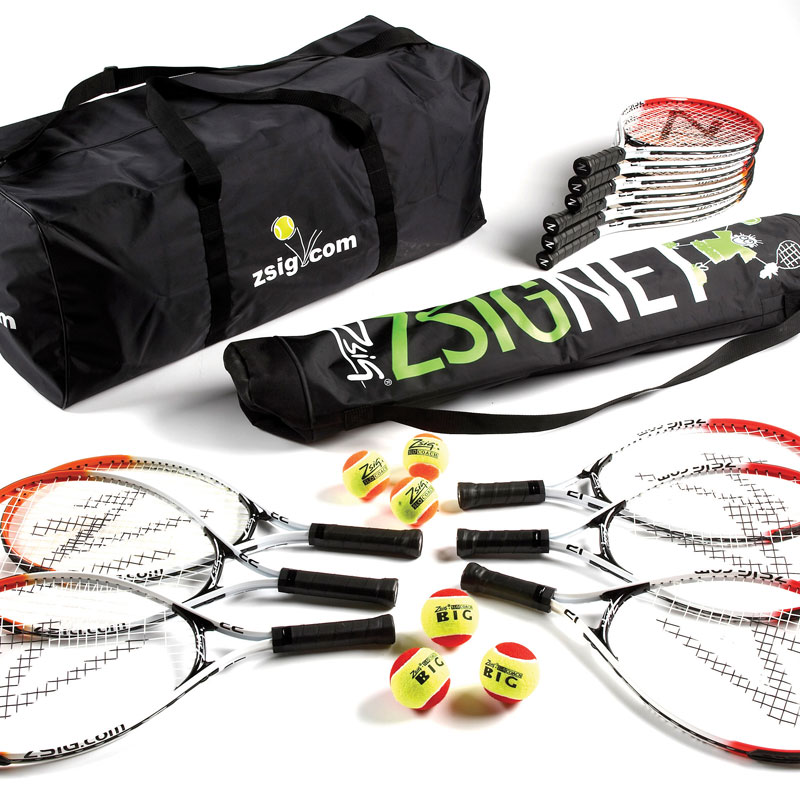 Zsig Mini Tennis Schools Coaching Pack