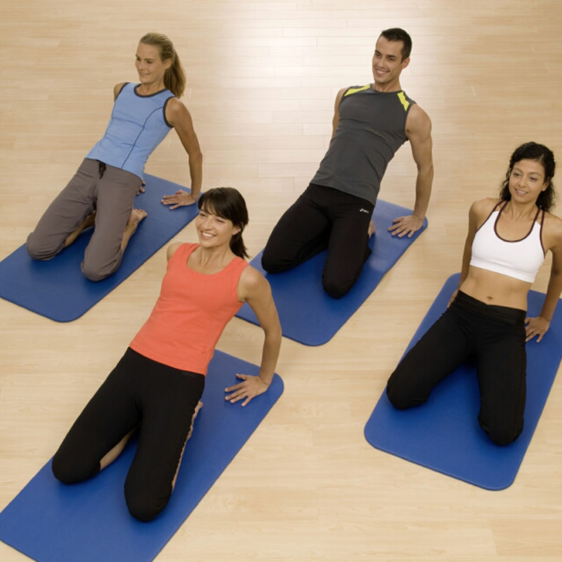 Workout Welcome Mat: Airex Fitness 120 Exercise Mat