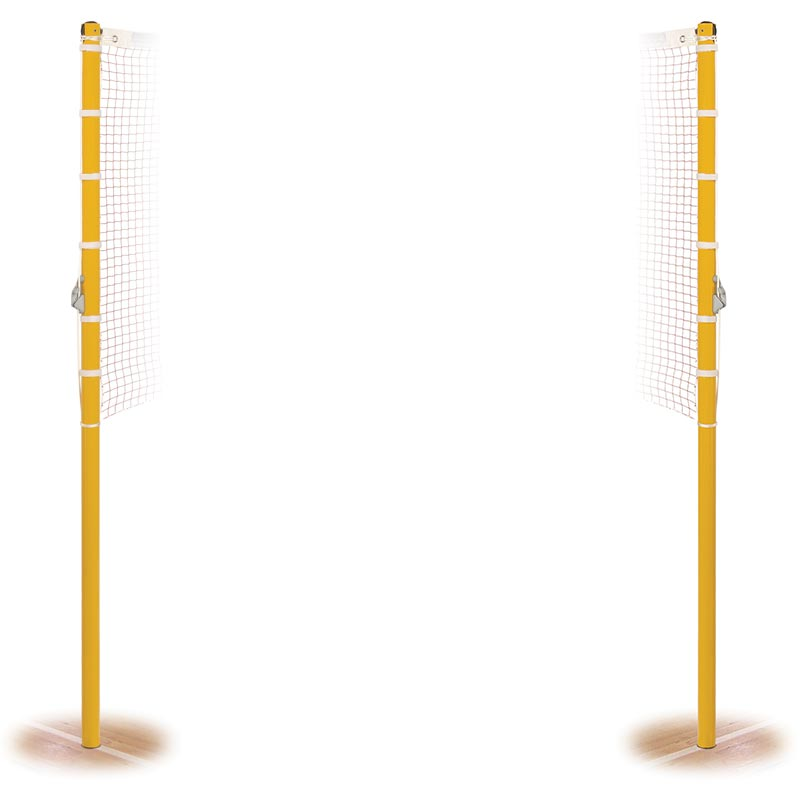Harrod Sport Socketed Competition Badminton Posts