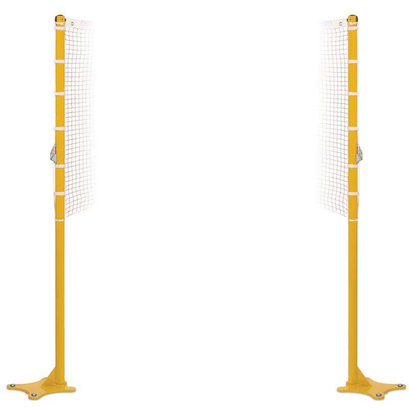 Harrod Sport Floor Fixed Competition Badminton Posts