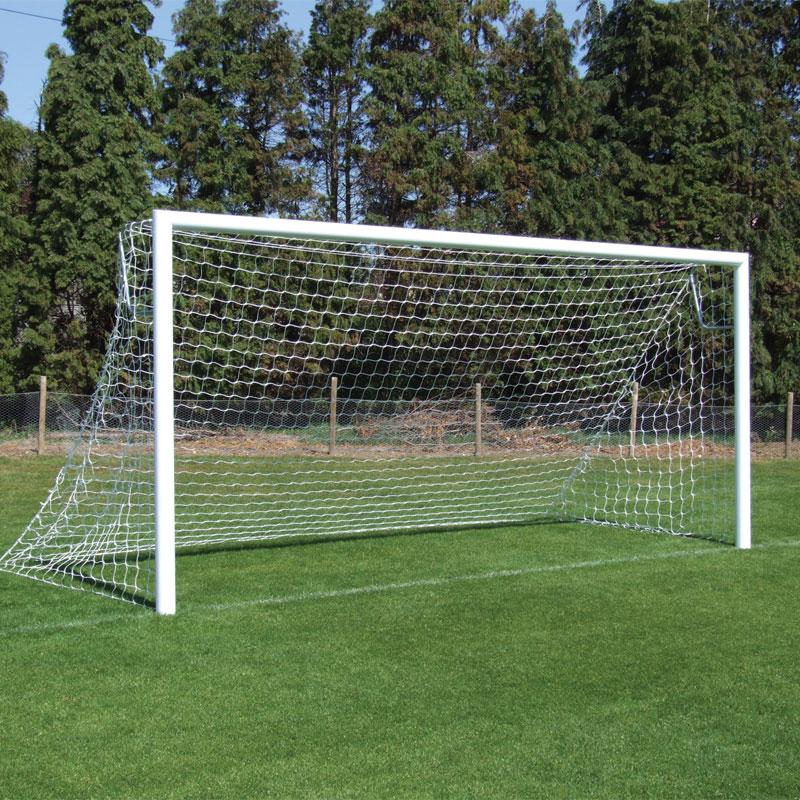 Harrod Sport 16ft x 7ft 3G Socketed Football Posts
