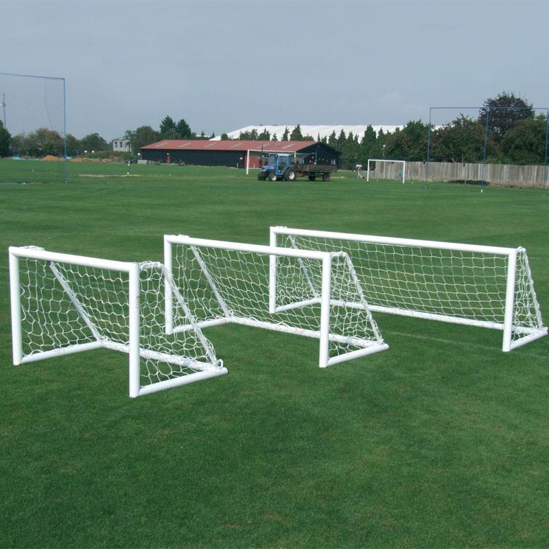 Harrod Sport Mini Aluminium Target Goal Net