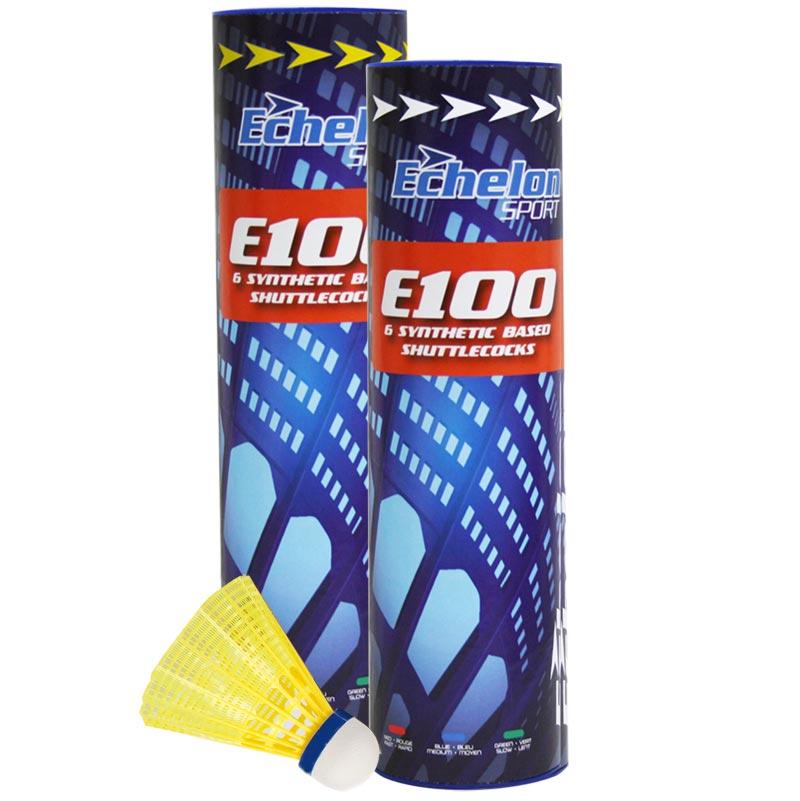 Echelon E500 Badminton Shuttlecocks