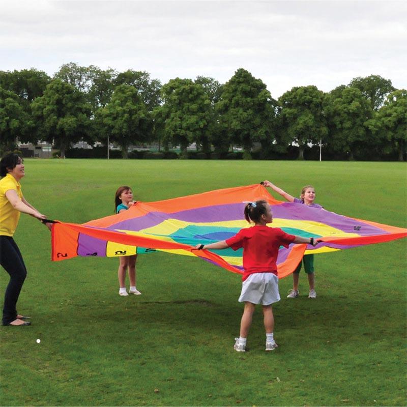 PLAYM8 Printed Parachute 3.5m