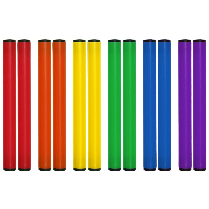 PLAYM8 Tap Sticks 12 Pack 25cm