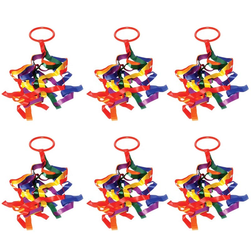 PLAYM8 Dance Ring 6 Pack