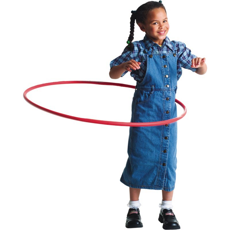 PLAYM8 Hula Hoop 12 Pack Assorted