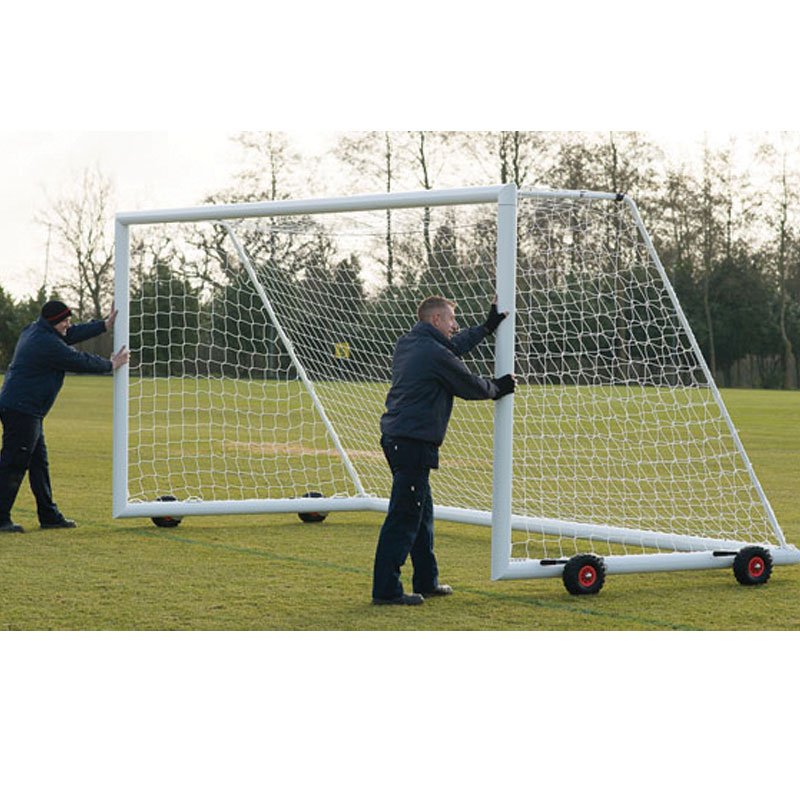 Harrod Sport 16ft x 6ft 3G Weighted Football Portagoals