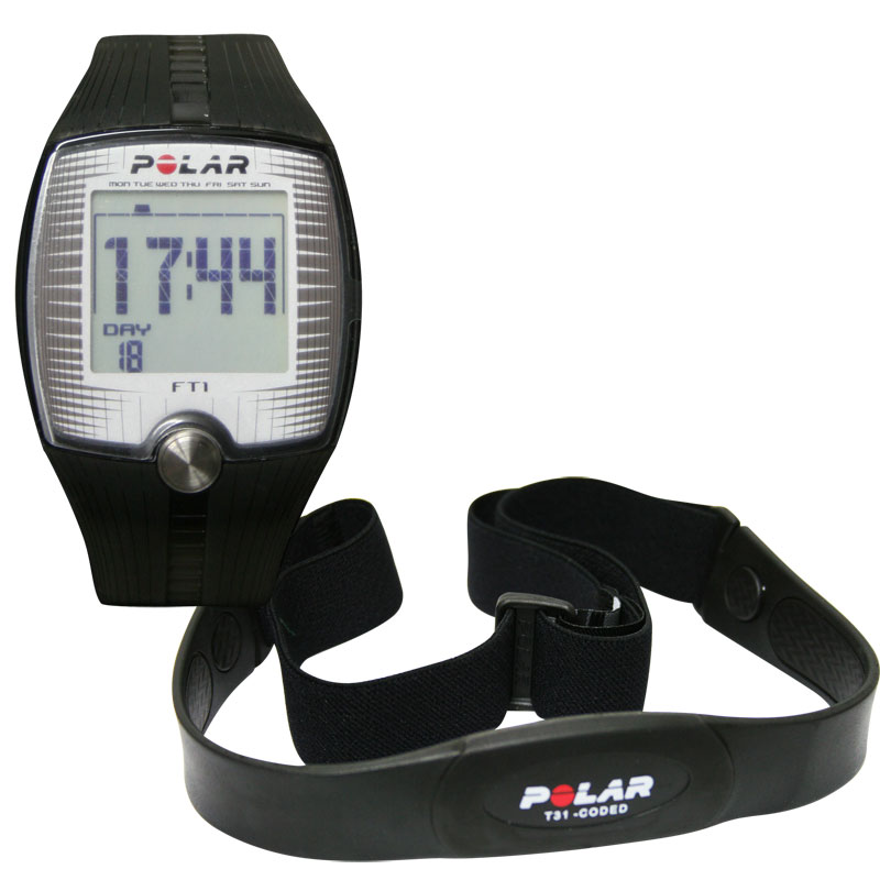 Polar FT1 Sports Watch with Coded Belt