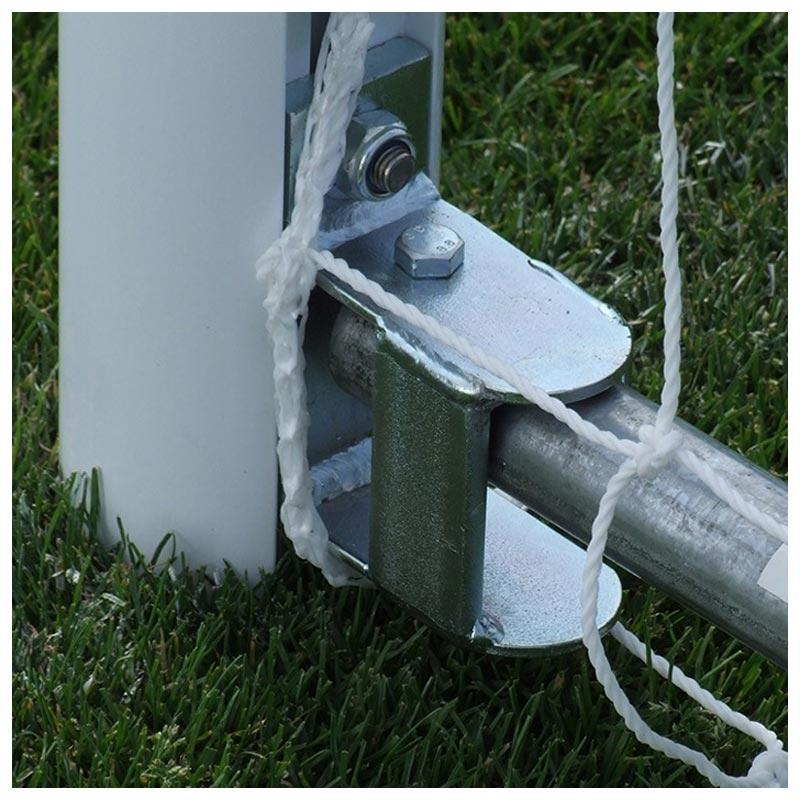 Harrod Sport 12ft x 6ft Folding Aluminium Football Posts