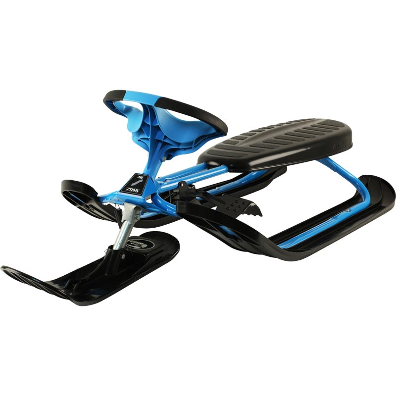 Stiga Snowracer Force Sledge Royal Blue