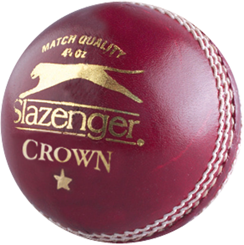 bcd3fe99b35 Slazenger Crown Cricket Ball. Tap to expand