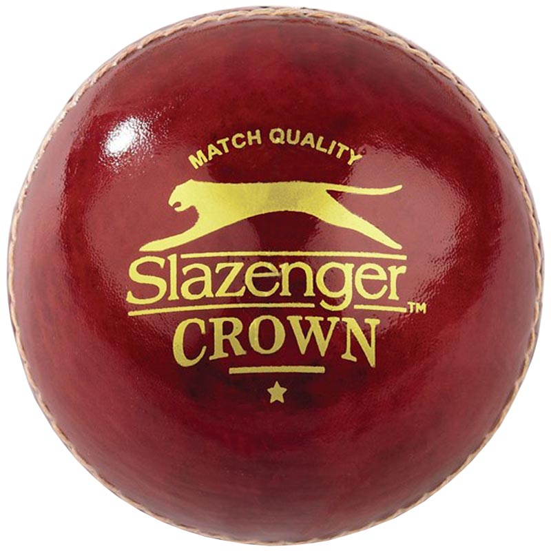 Slazenger Crown Cricket Ball