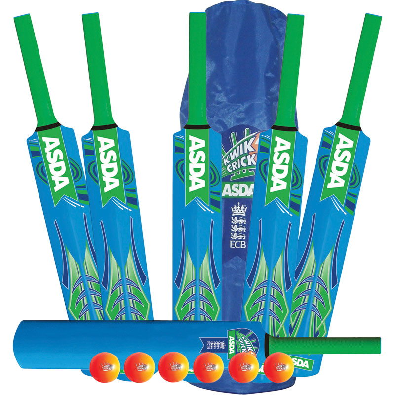 Gray Nicolls Kwik Cricket Coaching Kit