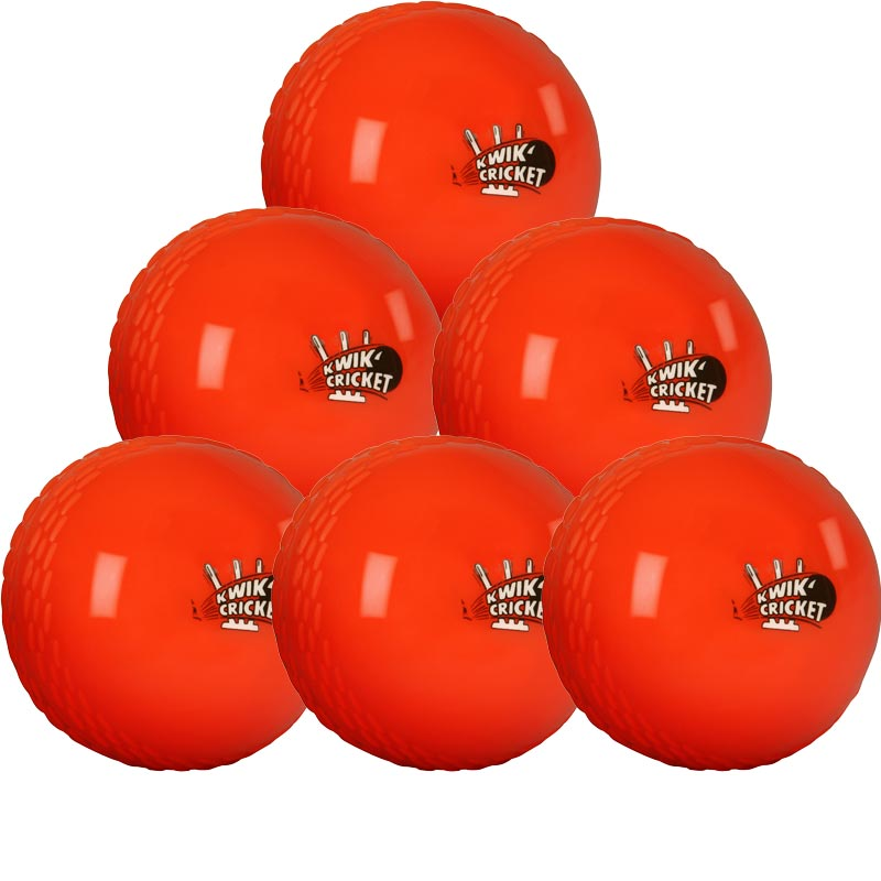 Gray Nicolls Kwik Cricket Ball 6 Pack