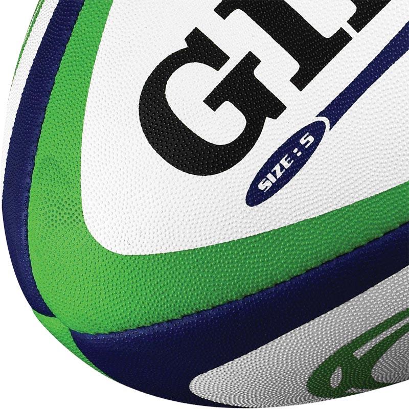 Gilbert Barbarian Match Rugby Ball