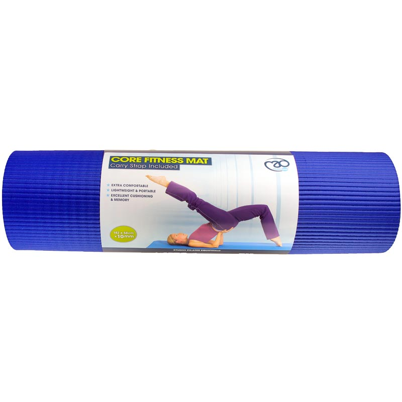 Fitness Mad Pilates Mad Core Fitness Mat