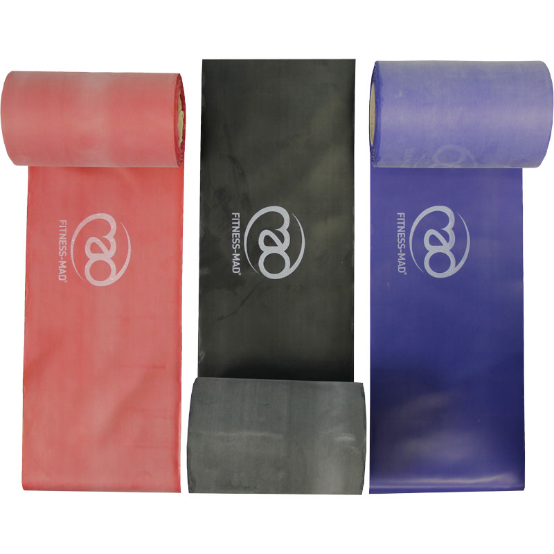 Fitness Mad Resistance  Band 15m Roll