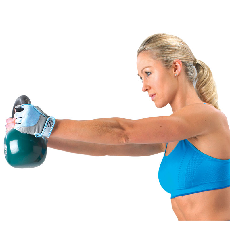 Fitness mad x training ladies gloves for Lady fitness