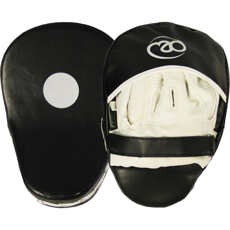 Fitness Mad Synthetic Leather Curved Focus Pads