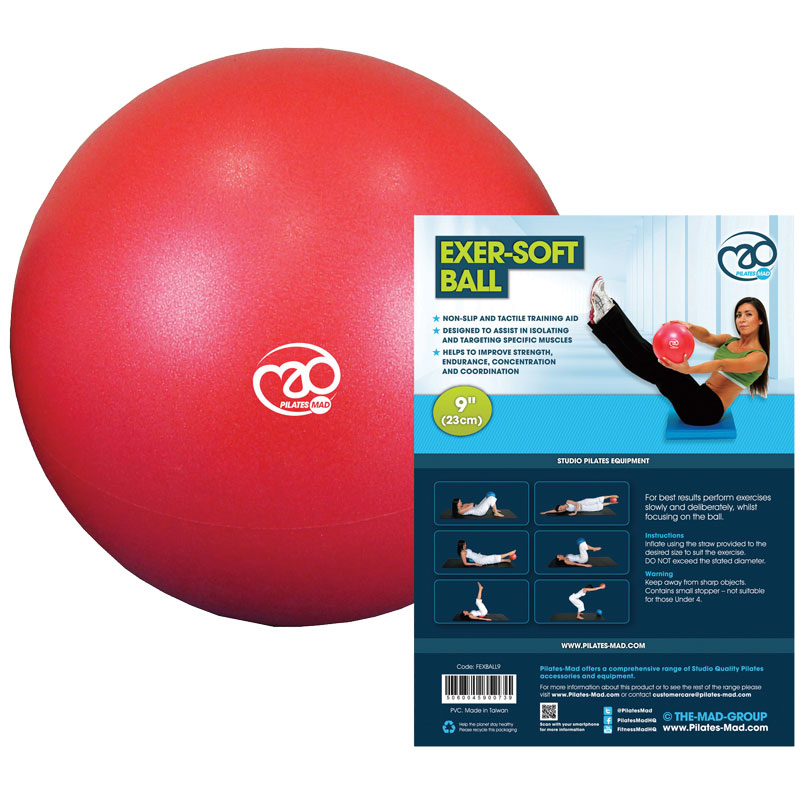 Fitness Mad Exer Soft Ball