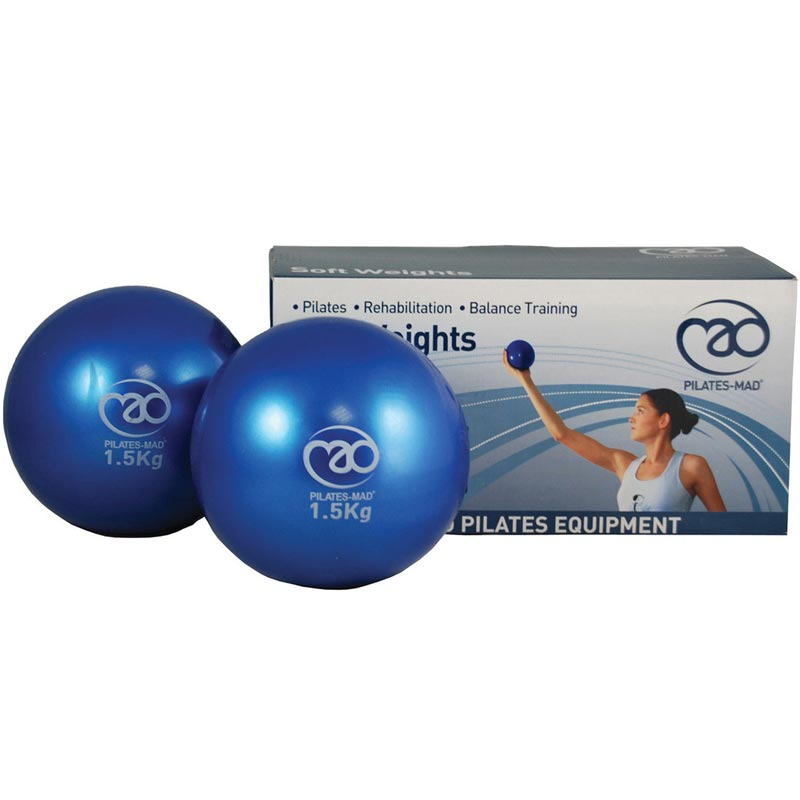Fitness Mad Soft Weights
