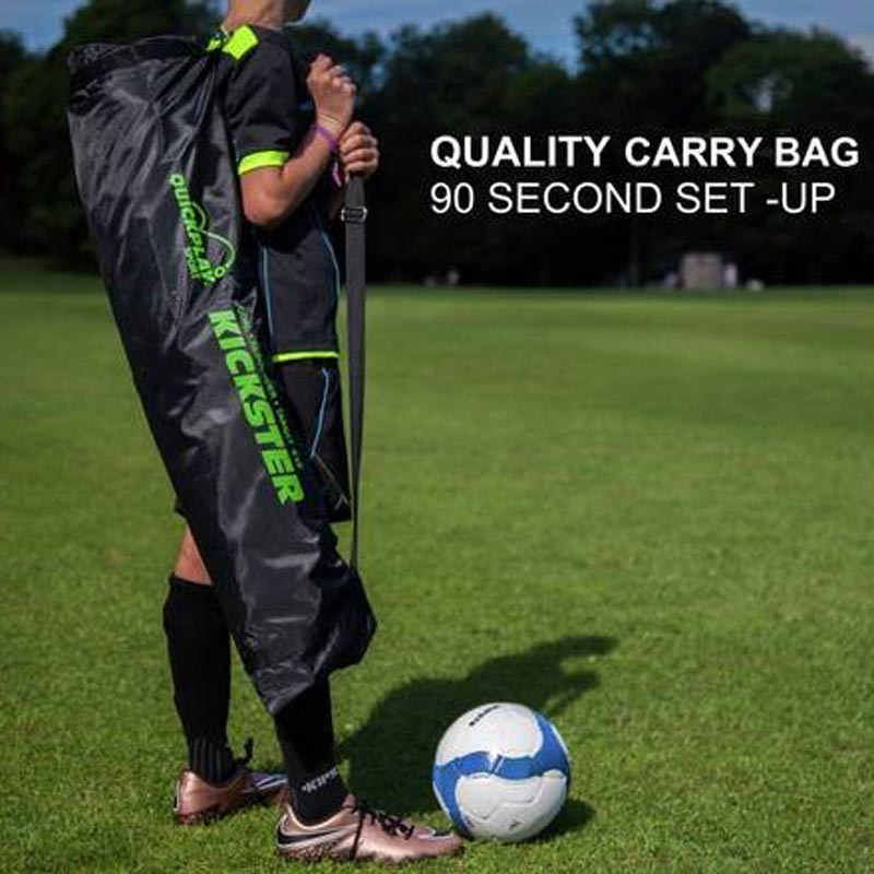 Quickplay 12ft x 6ft Kickster Academy FA Size Football Goal