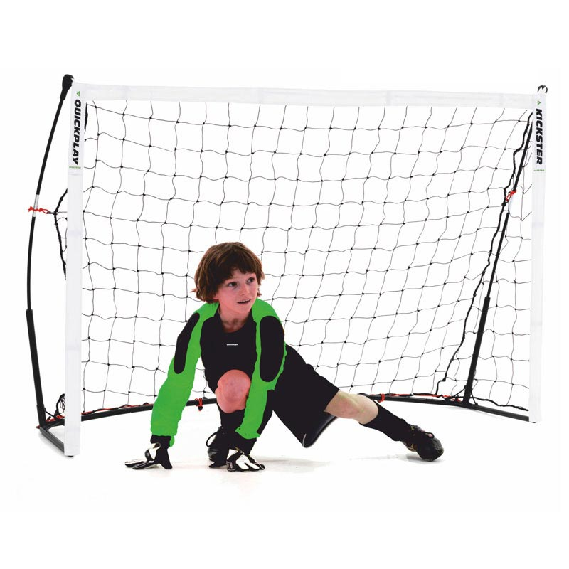 Quickplay 6ft x 4ft Kickster Academy Portable Football Goal
