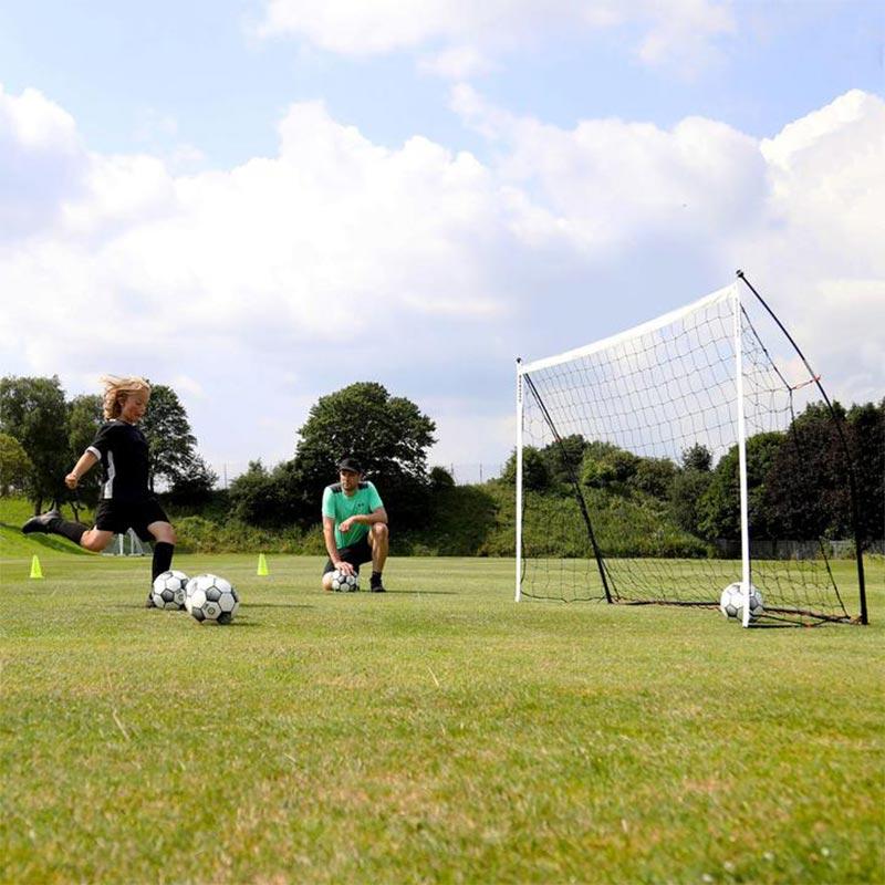 Quickplay Kickster Academy Goal 6ft x 4ft