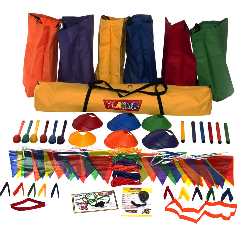 PLAYM8 Funday and Sports Day Pack