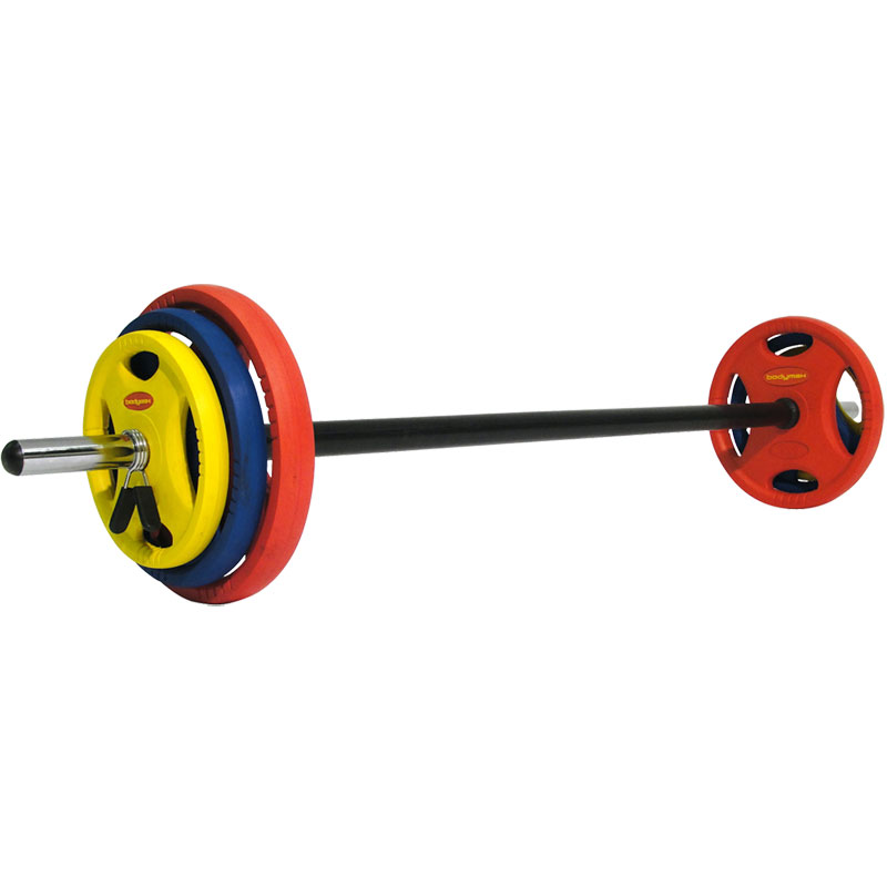 Bodymax Studio Barbell Set
