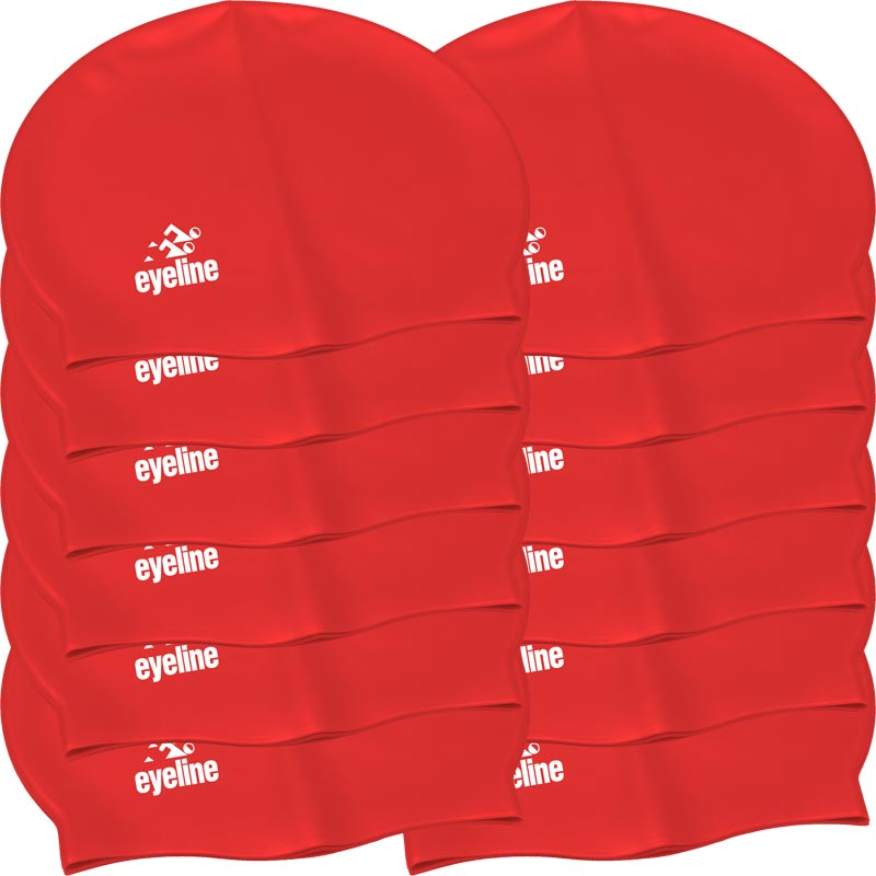 Eyeline Senior Latex Swimming Cap