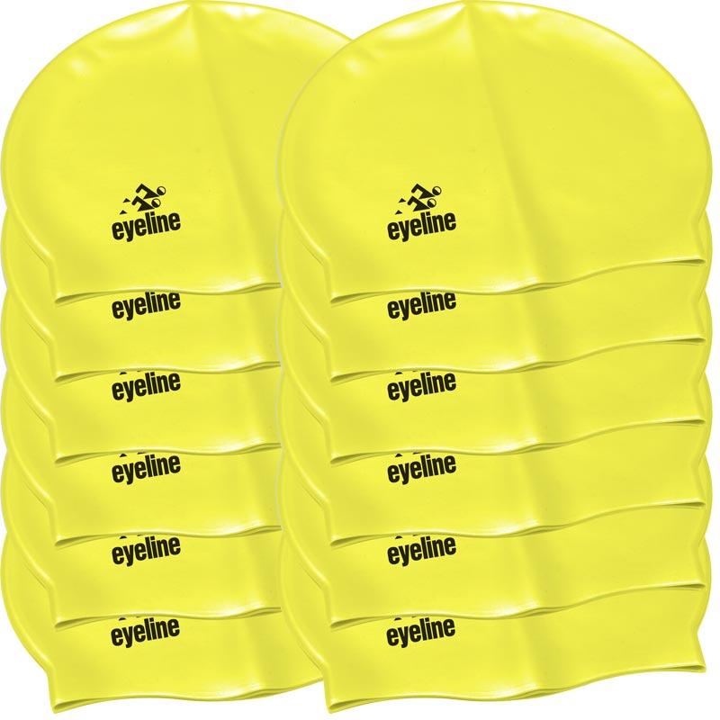 Eyeline Senior Latex Swimming Cap