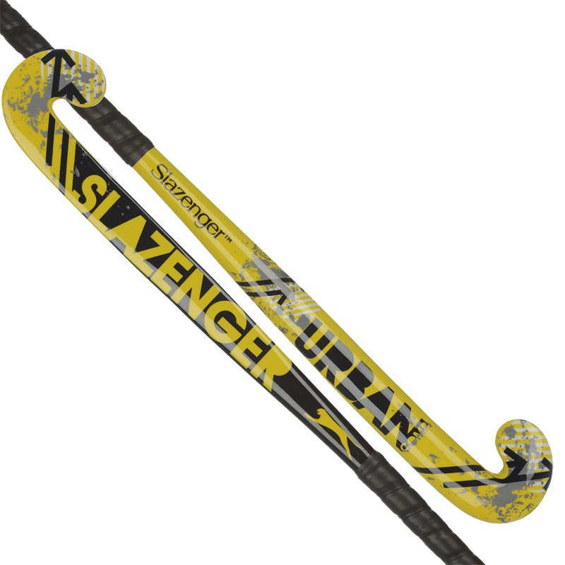 Slazenger Urban Comp Hockey Stick Yellow