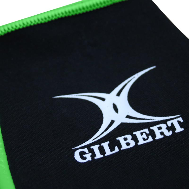 Gilbert Atomic Training Rugby Glove Black/Green