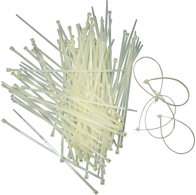 Ziland Goal Net Cable Ties 100 Pack
