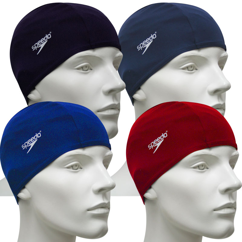 Speedo Senior Polyester Swimming Cap