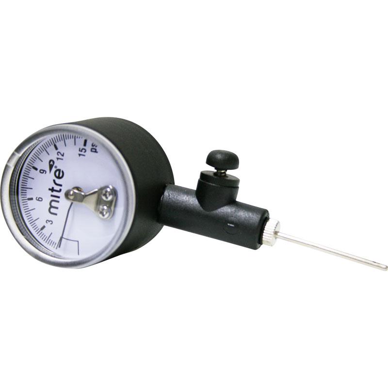 Mitre Ball Pressure Gauge