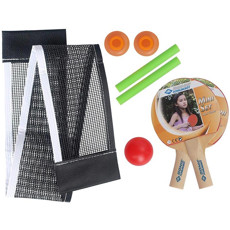 Schildkrot Mini Deluxe Table Tennis Set