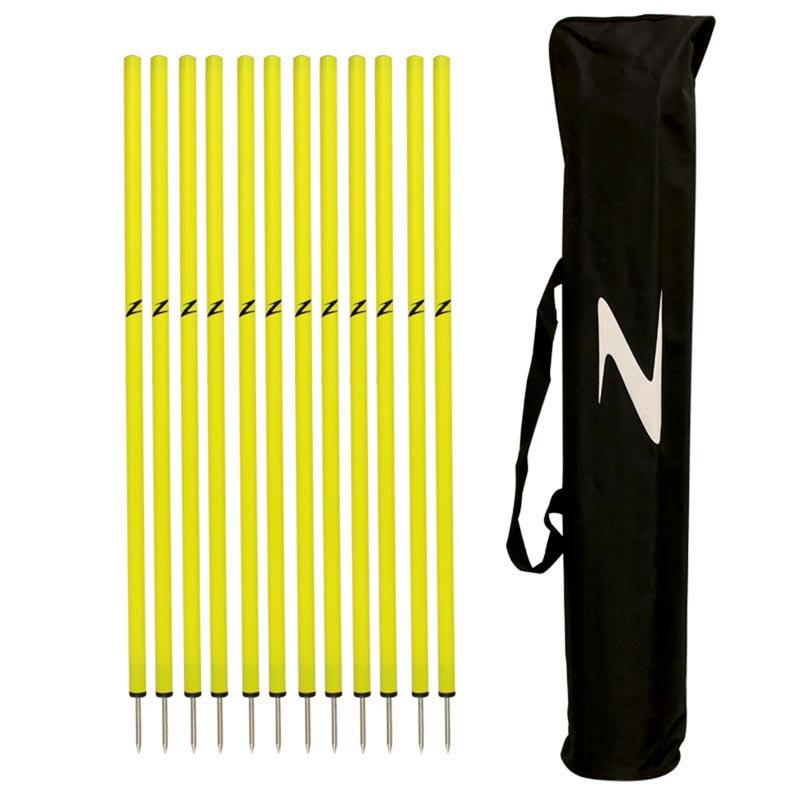 Ziland Slalom Poles 12 Pack