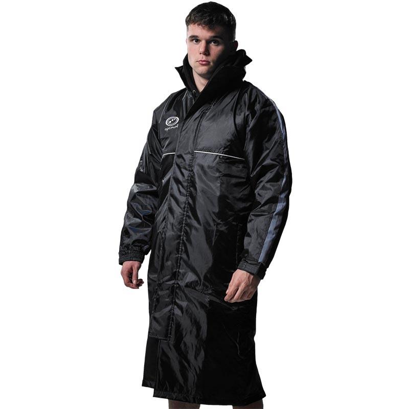 Optimum Senior Sub Jacket Black