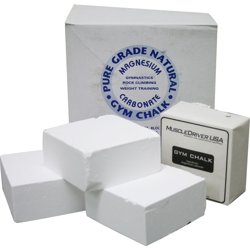 Magnesium Carbonate Chalk 8 x 50g Blocks