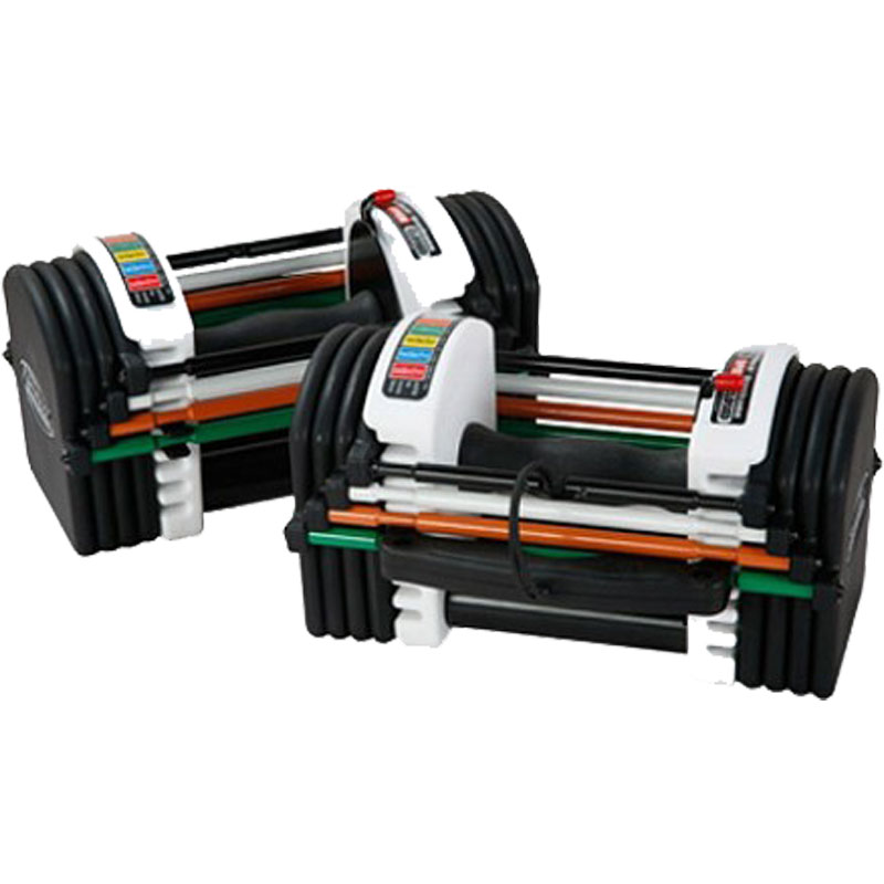 Powerblock Used: PowerBlock U90 Dumbbells