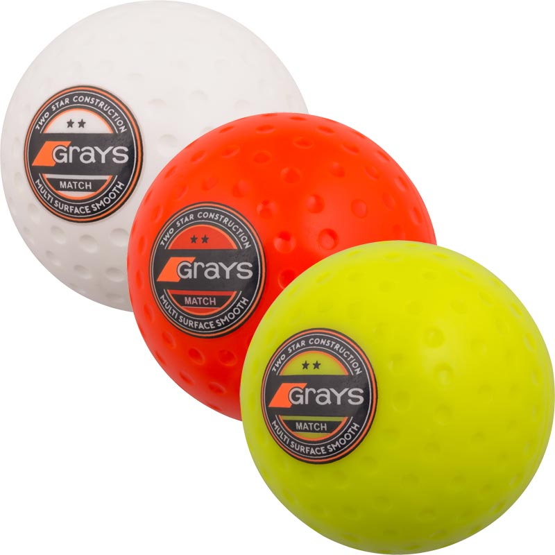 Grays Match Hockey Ball